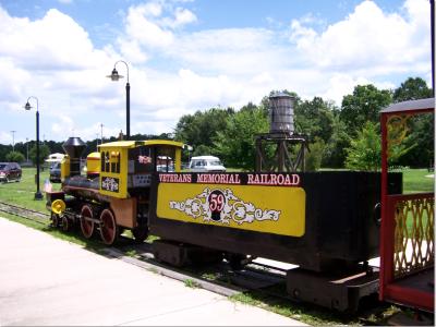 Free Train Rides - June 11