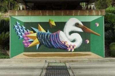 No rEgret Murals