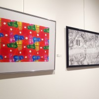 Annual Middle School Art Exhibition