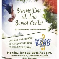Patriotic Concert by the Capital City Concert Band of TCC