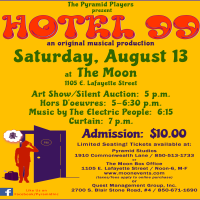 The Pyramid Players present Hotel 99