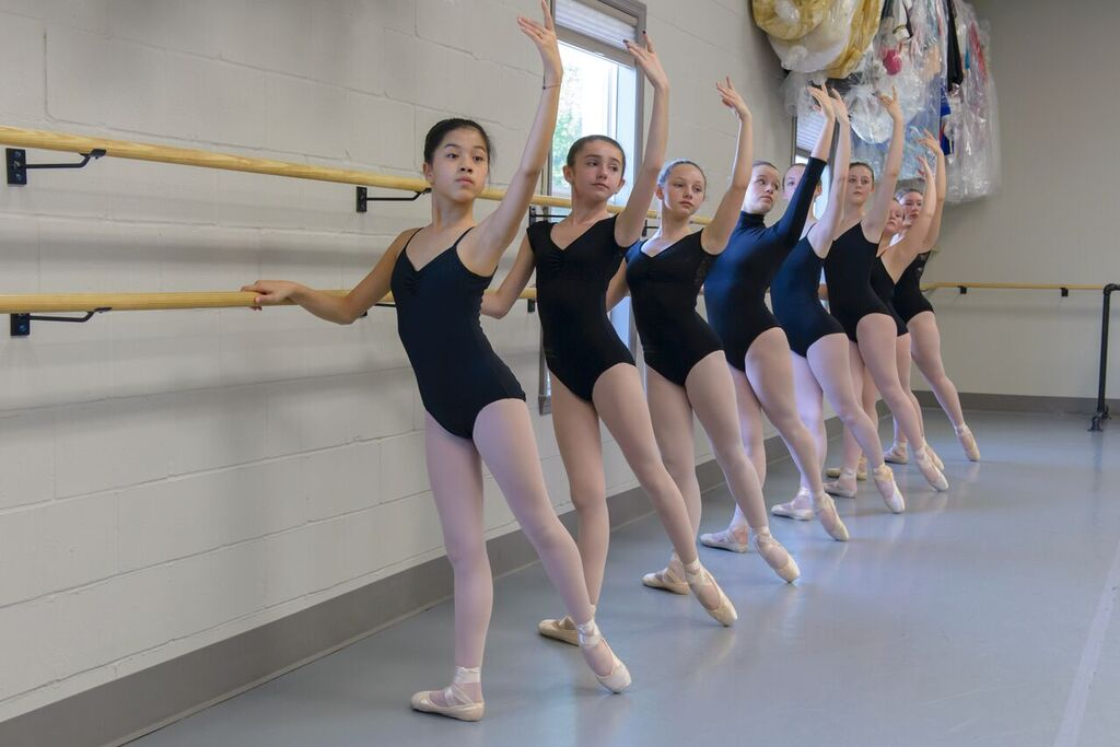 Pas de vie ballet studio tallahassee arts guide for Porte arts and dance studio