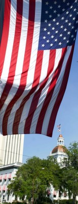 Memorial & Capitol