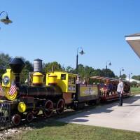 Free Train Rides - July 9