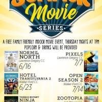 Summer Movie Series: Pixels
