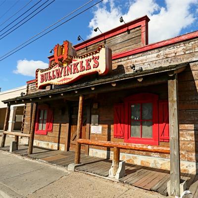 Bullwinkle's Saloon