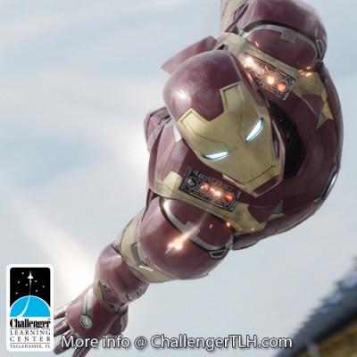 """Captain America: Civil War"" in IMAX 3D"