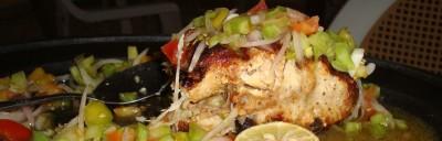 Ghanaian Dinner