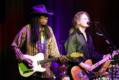 John Kurzweg and Larry Mitchell In Concert