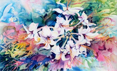 2016 Brush Strokes - Tallahassee Watercolor Society Members Exhibition