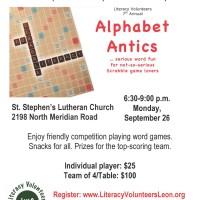 Alphabet Antics - Play Word Games for Literacy