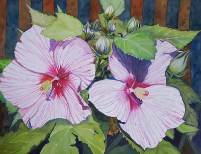 Opening Reception for 2016 Brush Strokes - Tallahassee Watercolor Society Members Exhibition