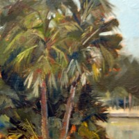 Plein Air Painting with Joan Vienot