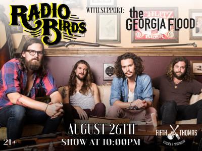Radio Birds w/ The Georgia Flood