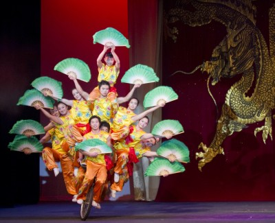 The Peking Acrobats®