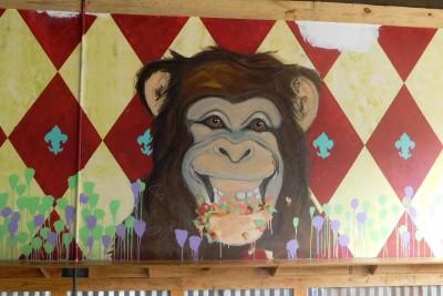 Ape in Eden