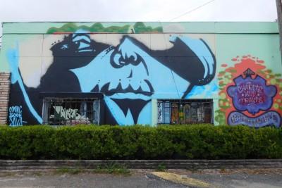 Phaze One Mural