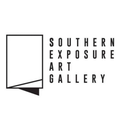 First Friday at Southern Exposure Art Gallery in Railroad Square