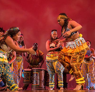 African Caribbean Dance Theatre Inc.