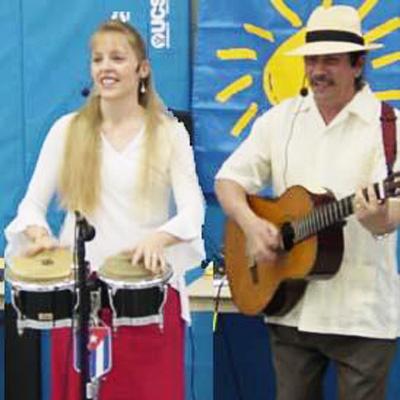 Melodías y danzas de Cuba