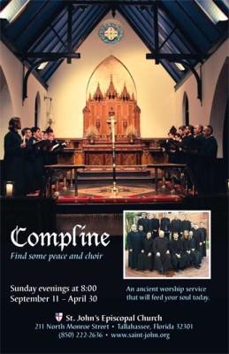 Compline at St. John's