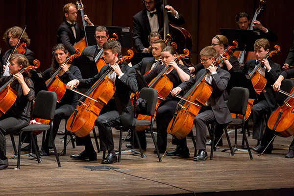 University Symphony Orchestra Concert Presented By Florida