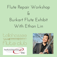 Flute Repair Workshop & Burkart Exhibit