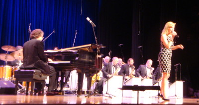 Gary Farr & His All Star Big Band in concert featuring Lisanne Lyons