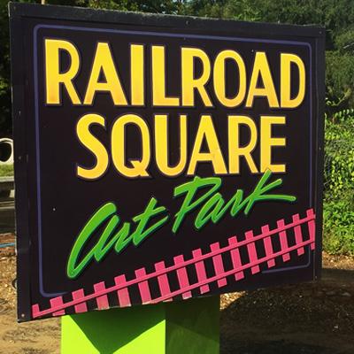 Railroad Square Art Park