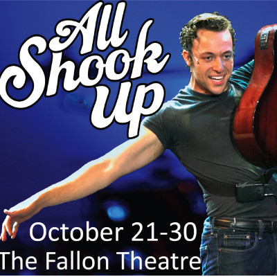 All Shook Up -Featuring the Songs of Elvis Presley