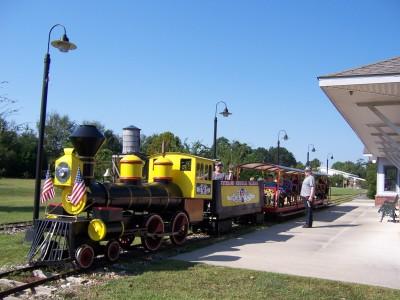 Free Train Rides - Nov. 12