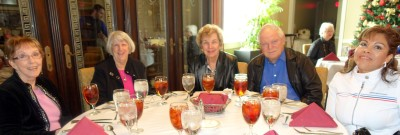 Lunch with Darko and Tallahassee Symphony Society