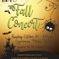 TYO Fall Concert