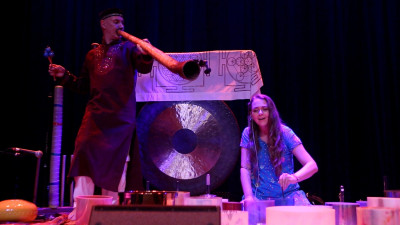 Amplify Your Soul's Resonance - Paradiso & Rasamayi in Concert