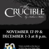 "Arthur Miller's ""The Crucible"""