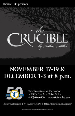 arthur millers the crucible political parable Arthur miller's time-honored political parable the then-young arthur miller sees people going about though the crucible is mr miller's most.