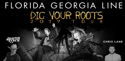 Florida Georgia Line 'Dig Your Roots' 2017 Tour