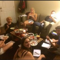 Literary Night featuring Poetry Potluck