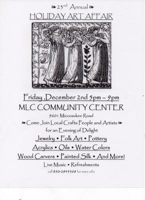 MLC's 23rd Annual Holiday Art Affair