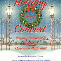 TYO Holiday-Alumni Concert