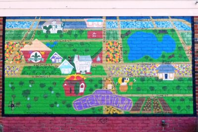 Frenchtown Mural