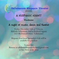A Hispanic Night