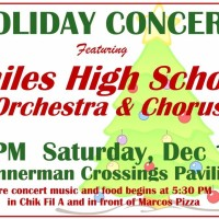 Holiday Concert at Bannerman Crossings