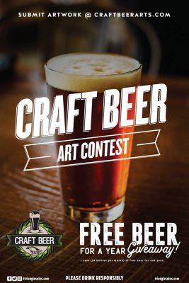 Craft Beer Art Contest