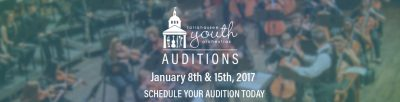 TYO January Auditions