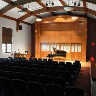 Longmire Recital Hall - Florida State University