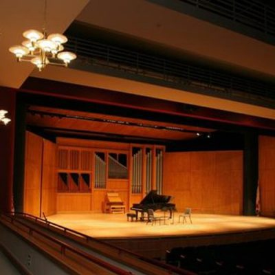 Opperman Music Hall - Florida State University