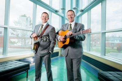 "Another Night of Bluegrass featuring ""The Spinney Brothers"""