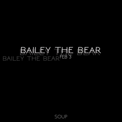 Bailey The Bear
