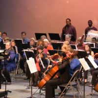 Big Bend Community Orchestra Concert: Celebrating Song
